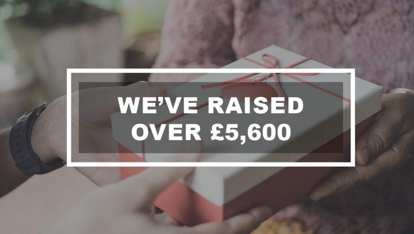 Target Windows charity fundraising