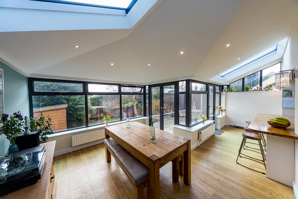 Kitchen and Diner Extension